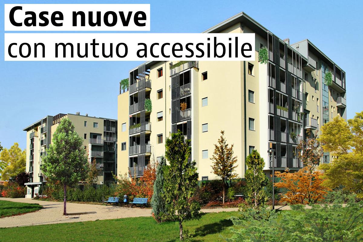 Case di nuova costruzione con mutuo agevolato idealista news - Mutuo casa in costruzione ...