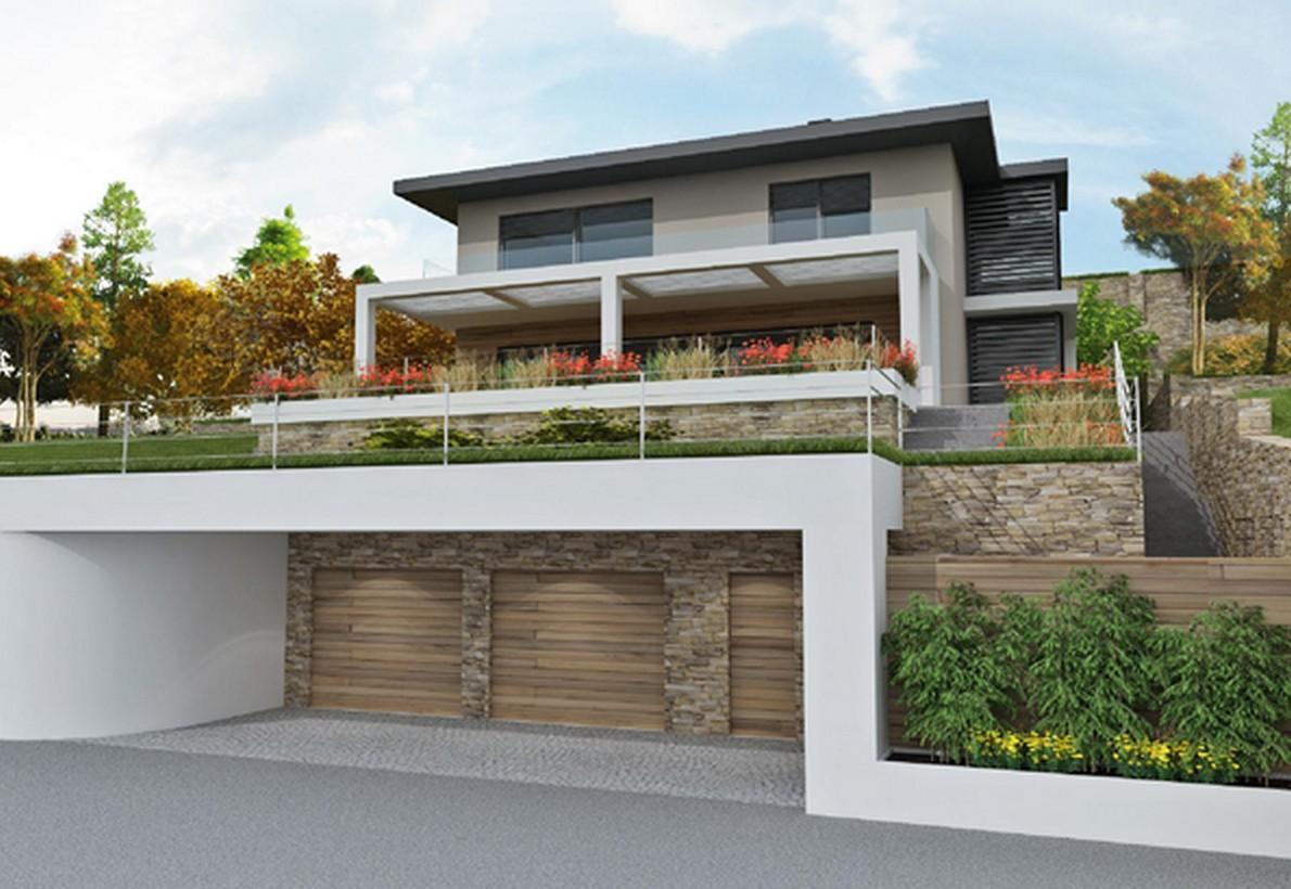 Dal sogno alla realt potrebbe essere cos la casa ideale for Piani di casa di architettura
