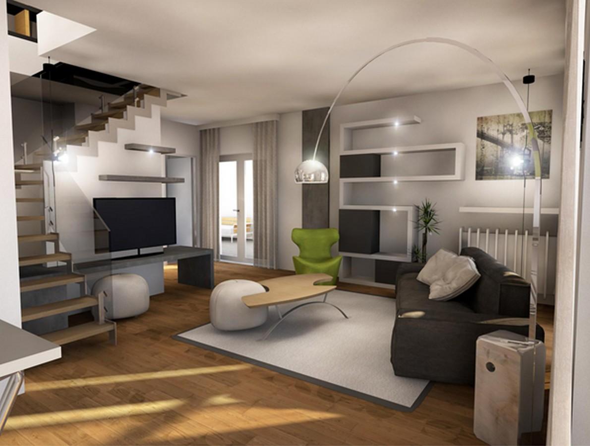 Arredare sottoscala excellent home come arredare un soggiorno librerie il sottoscala - Arredare sottoscala soggiorno ...