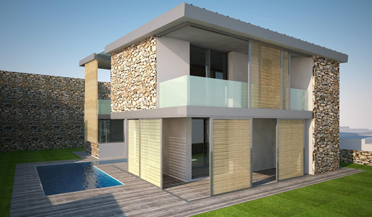 Dal sogno alla realt potrebbe essere cos la casa ideale for Idee per costruire casa