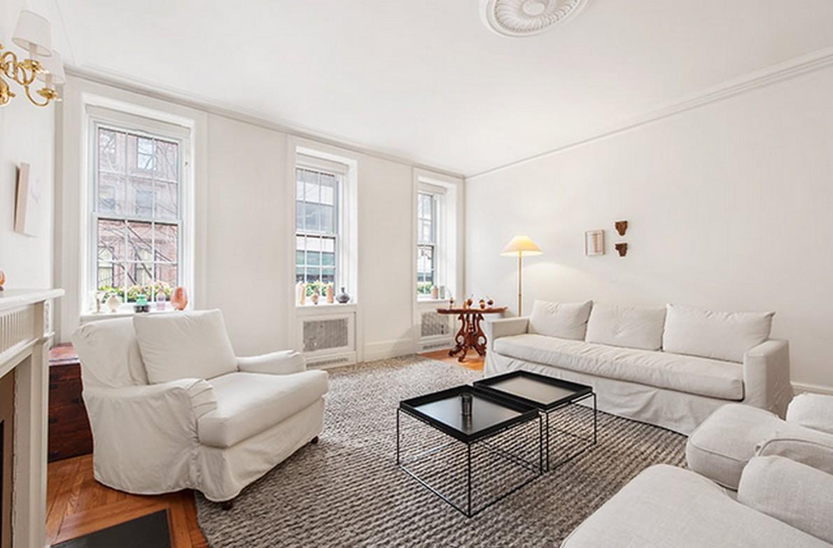 Un'altra sala dell'appartamento appartenuto a Henry Fonda