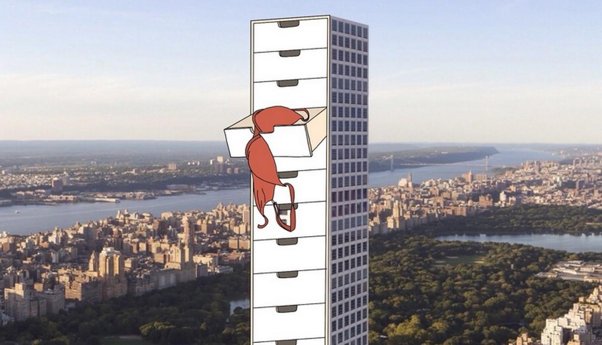 Grattacielo 432 Park Avenue New York