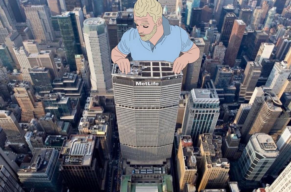 Edificio MetLife New York