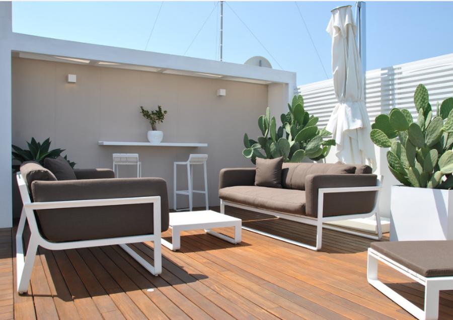 Ristrutturazione casa idealista news for Divani per terrazzo
