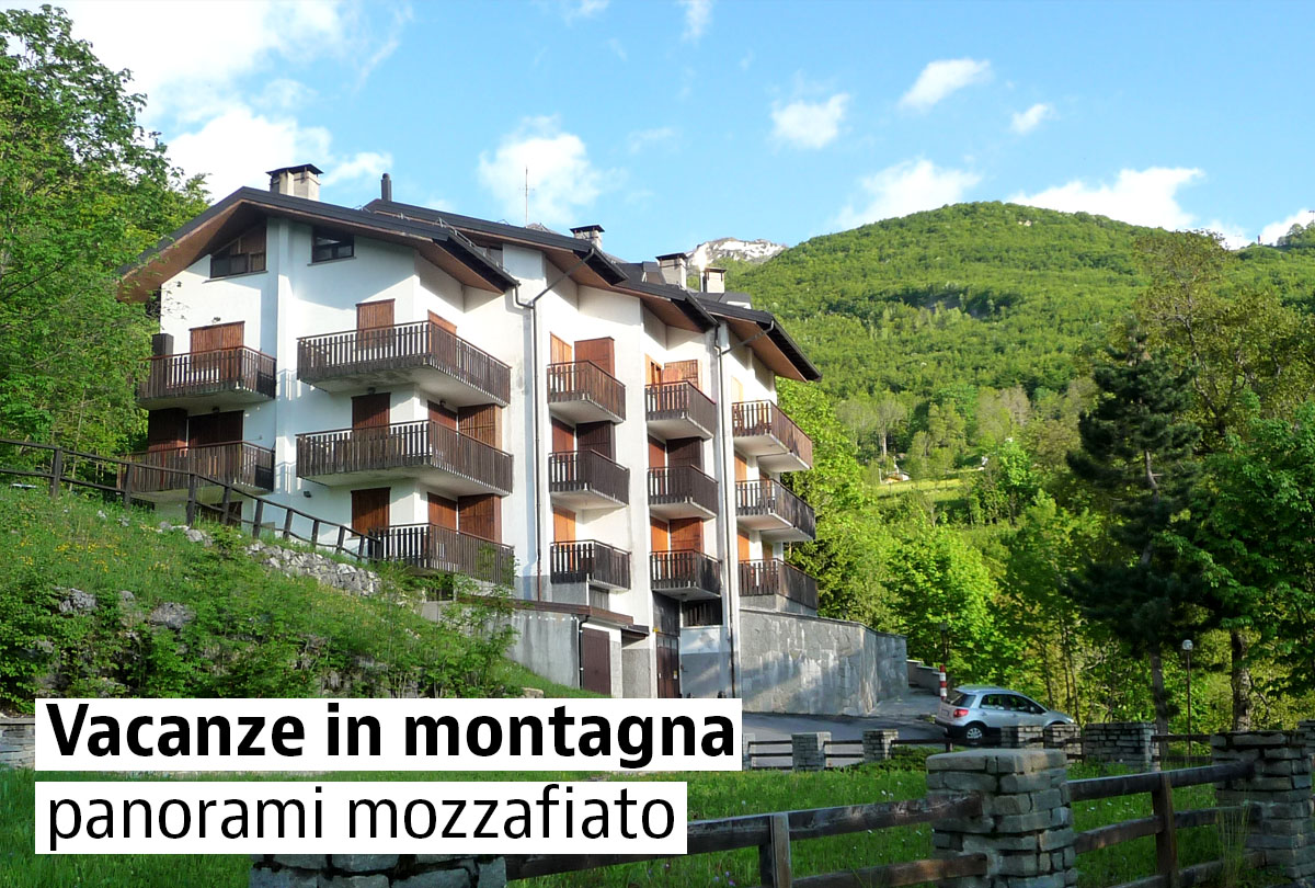 Case vacanze con camino in italia — idealista/news