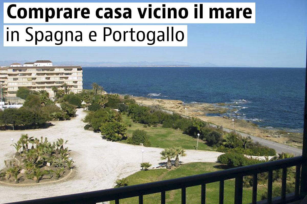 Case in vendita sul mare in spagna e portogallo for Case a tenerife in vendita