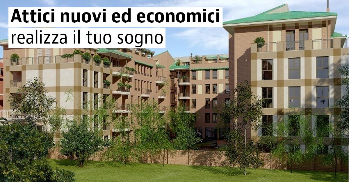 Attici di nuova costruzione a Milano — idealista/news