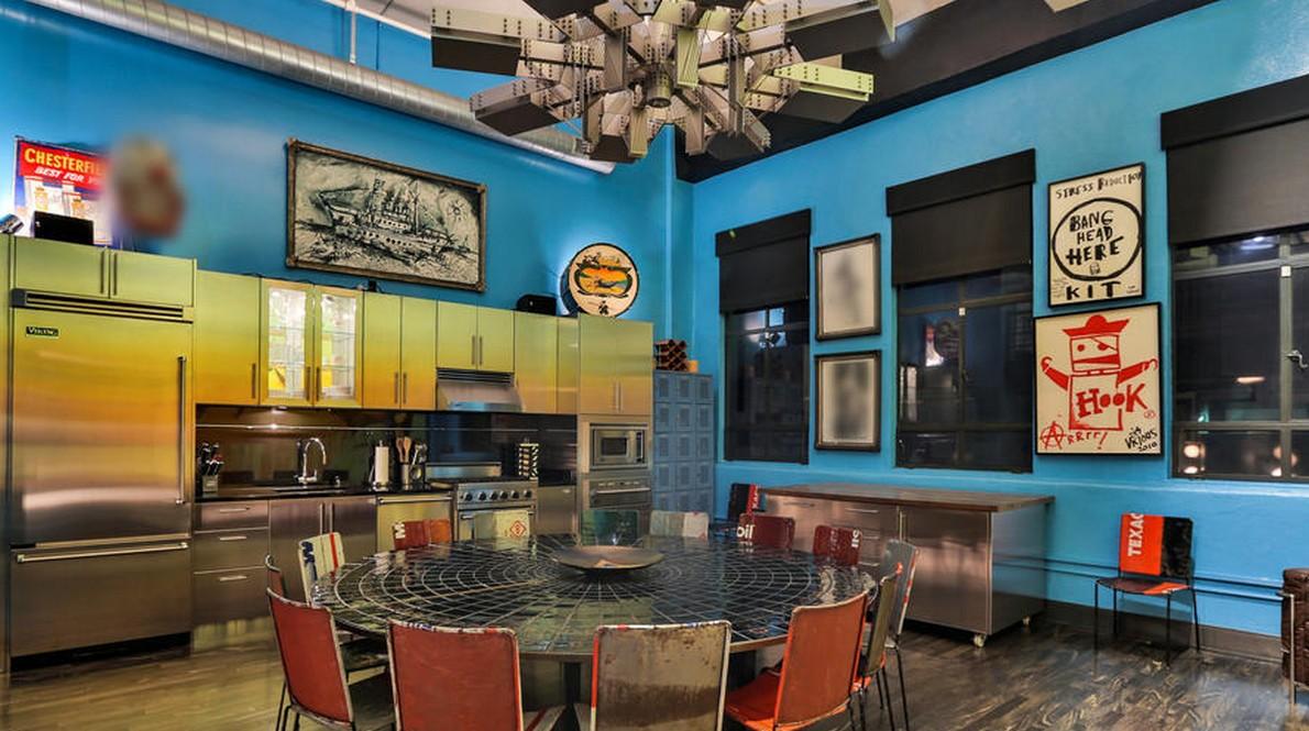 Johnny depp vende un appartamento art dec per 12 7 for Case in stile ranch da milioni di dollari