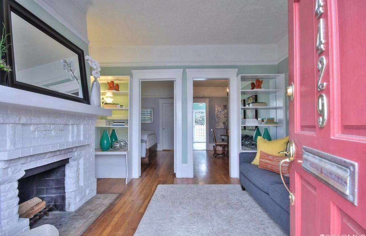 La casa si trova al 4429 di Kirkham St, San Francisco