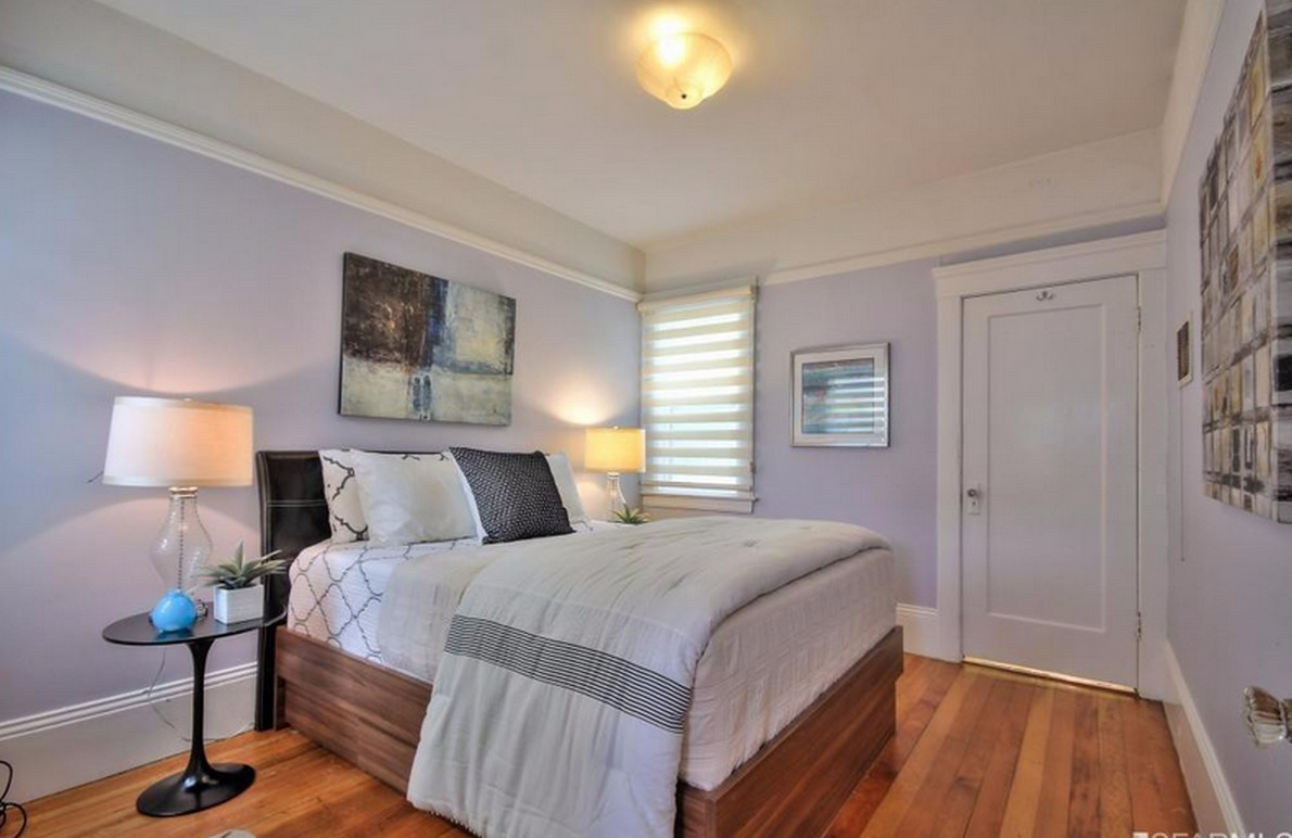 La casa è l'esempio della schizofrenia che caratterizza il mercato immobiliare di San Francisco