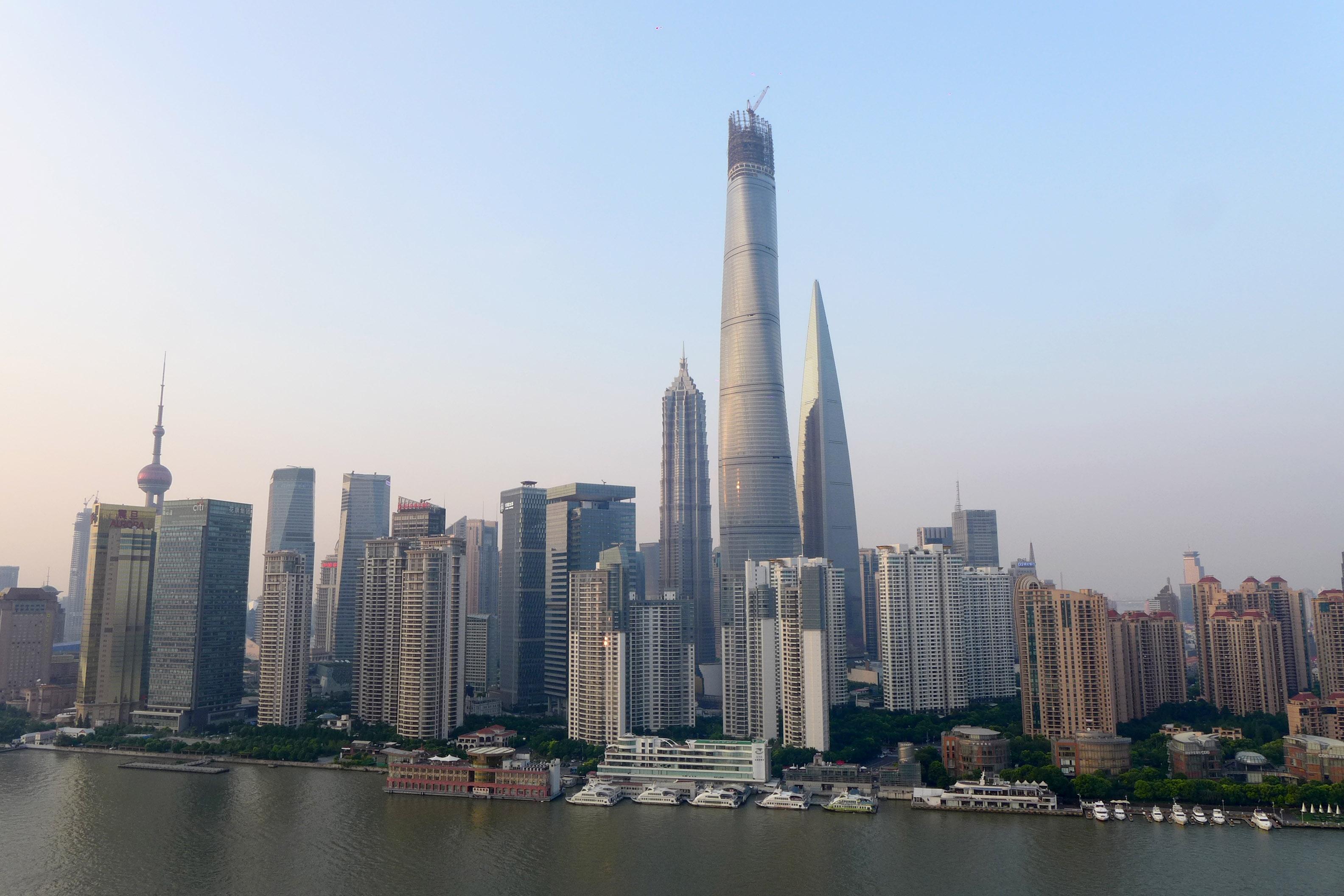 Il Pil cinese cresce del 6,7%spinto dal mercato immobiliare