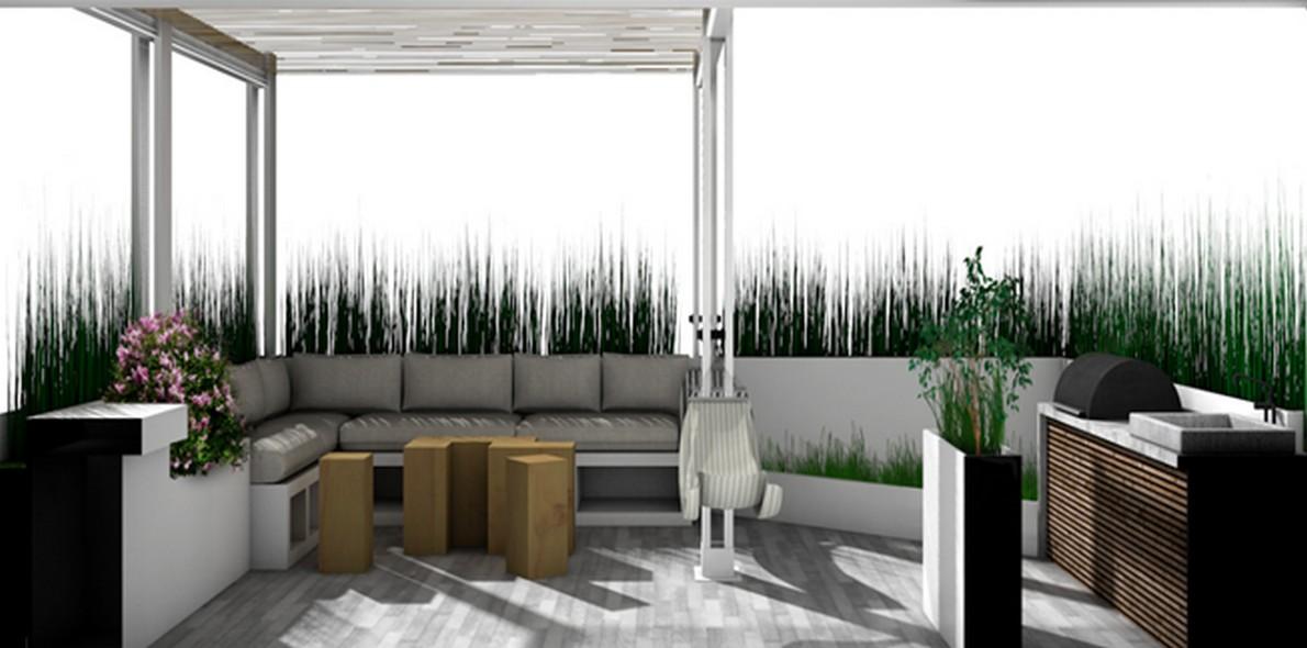133 divani per terrazzo idee per arredare il terrazzo