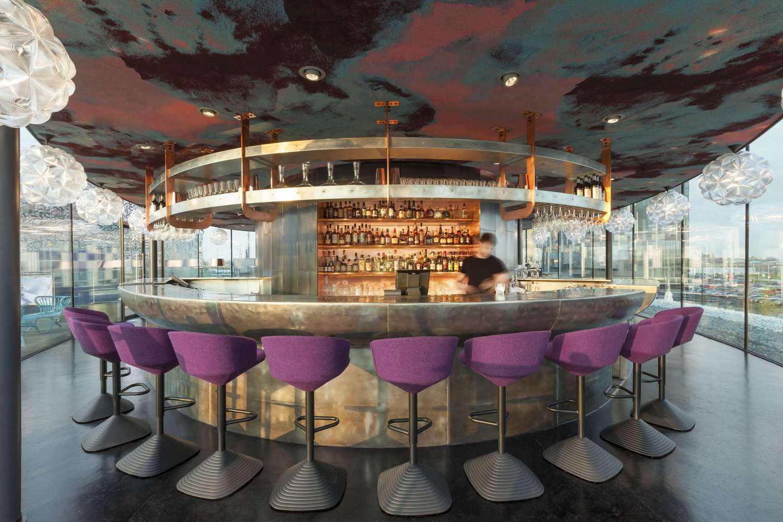 MIglior Bar di Londra: Craft London Bar (Greenwich Peninsula, Londres, RU) / Design Research Studio