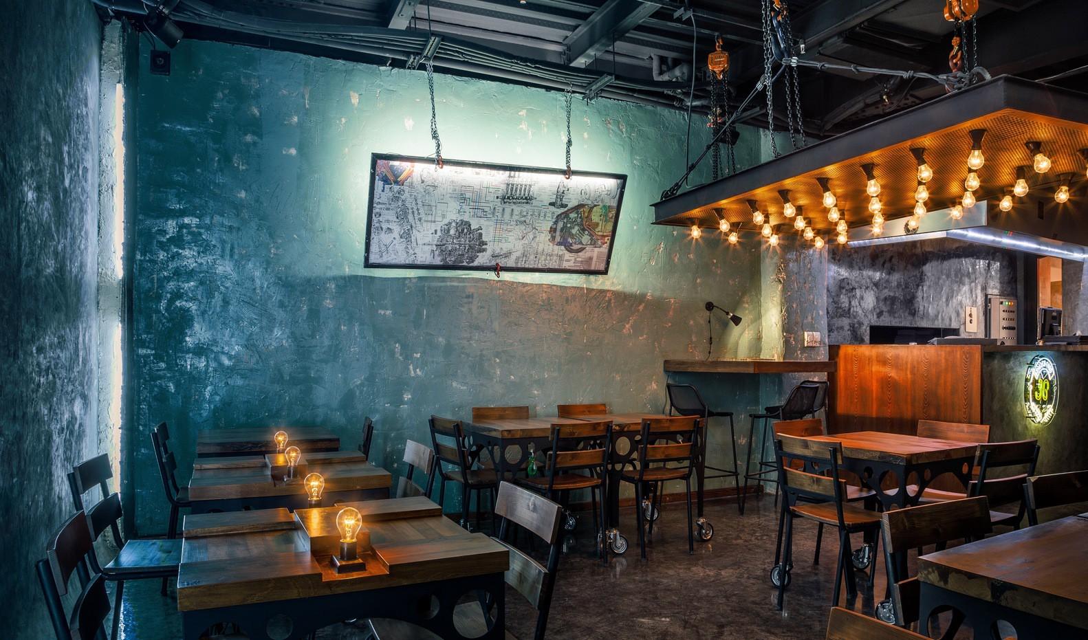 Miglior ristorante in Medio Oriente e Africa: Jo Grilled Food (Teherán, Irán) / WhiteRhino Design Group