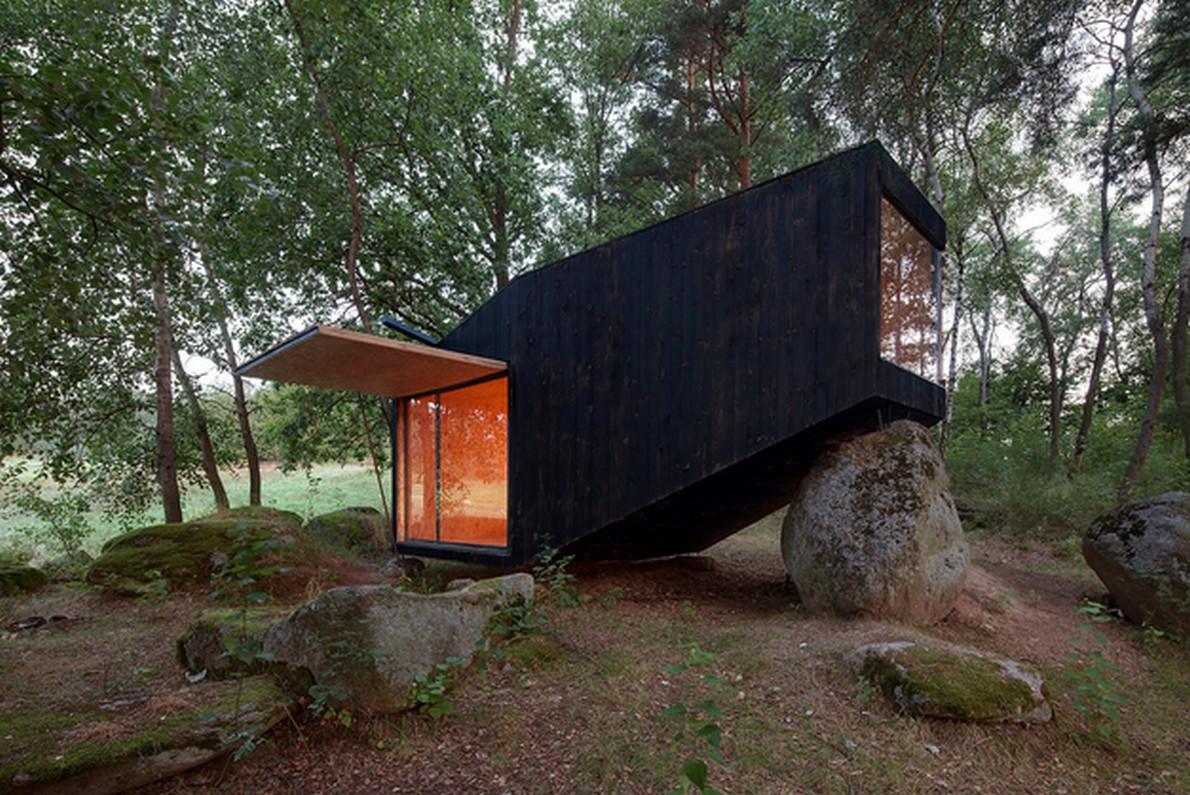 Rifugio del Bosco / Uhlik architekti