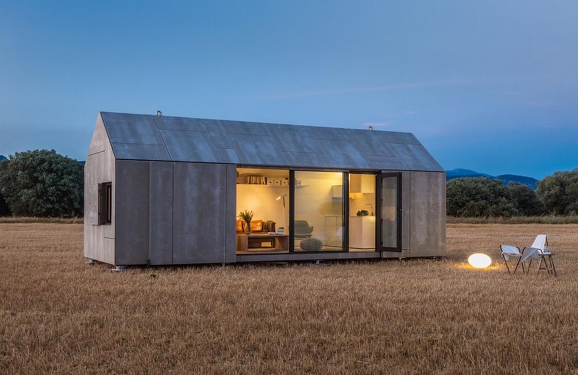 Casa Trasportabile ÁPH80 / Ábaton Arquitectura