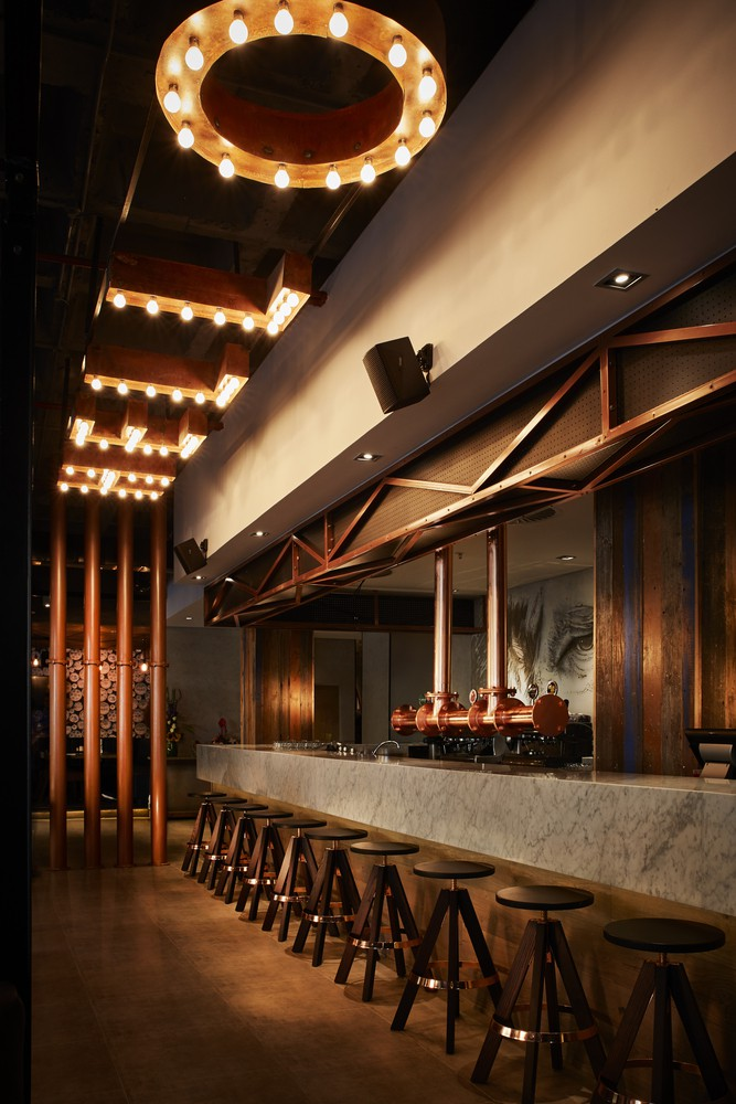 Miglior Bar in Medio Oriente e Africa: News Cafe (Johannesburgo, Sudafrica) / Studio A