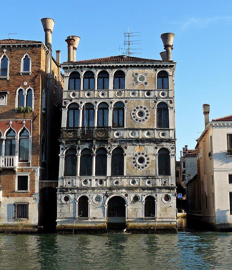 Ca' Dario a Venezia / Wikipedia / Pixabay