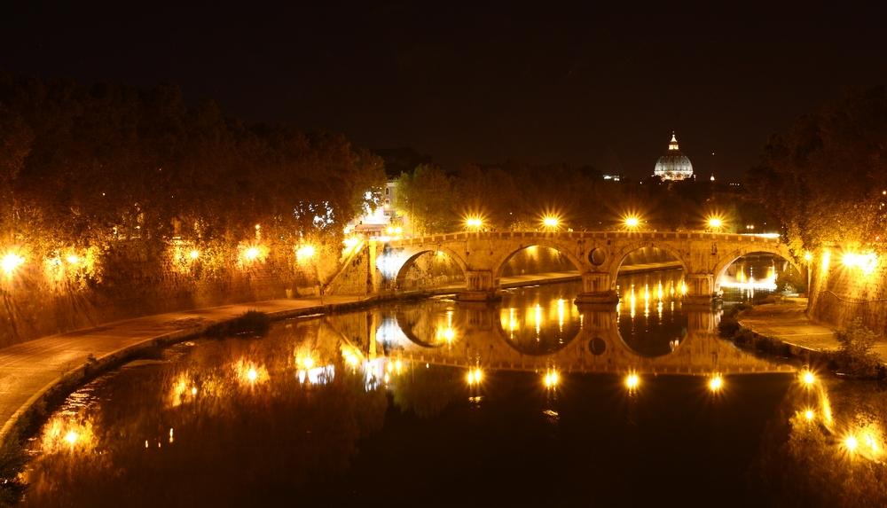 Ponte Sisto a Roma / Wikipedia / Pixabay