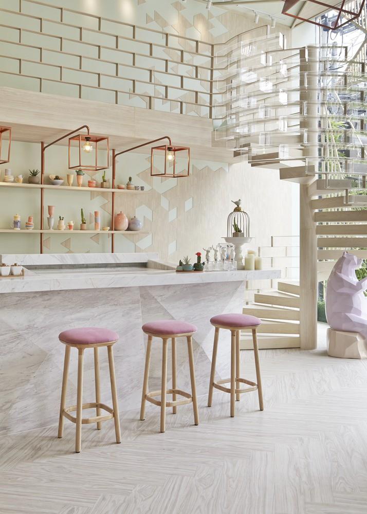 MIglior ristorante in Asia: Shugaa (Bangkok, Tailandia) / Party Space Design