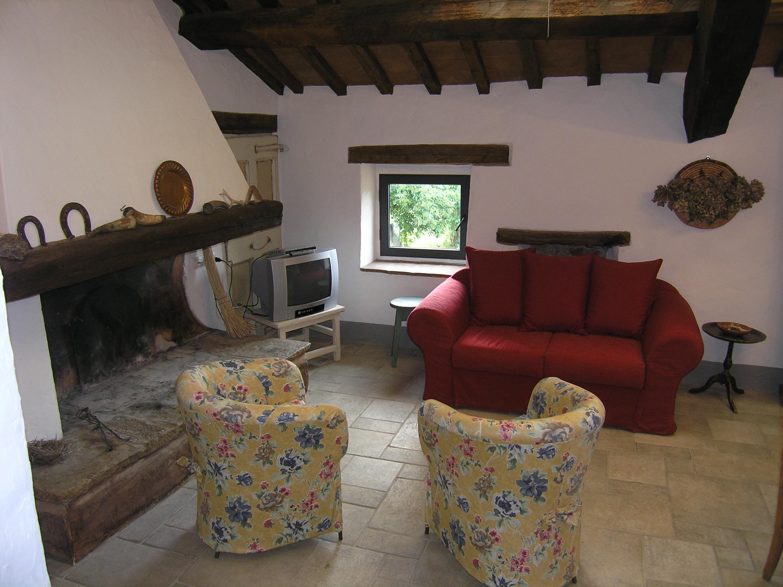 Casa di campagna, Firenze