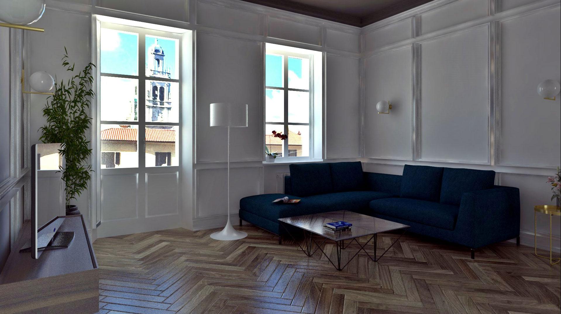 Armonia e contrasto come ristrutturare un palazzo d 39 epoca for Ristrutturare case antiche