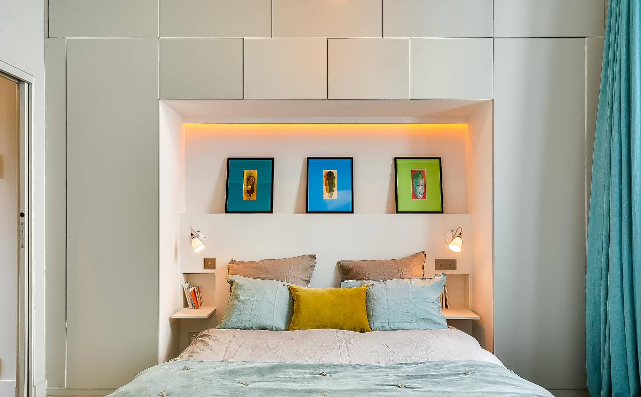 Arredamento Camera Piccola : Come organizzare una camera da letto piccola sei idee salvaspazio