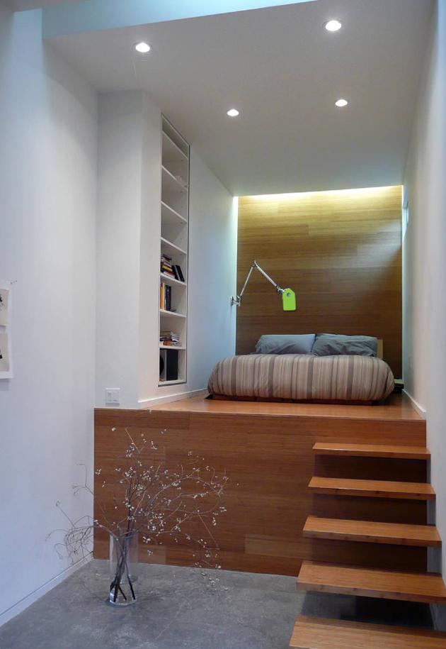 Come organizzare una camera da letto piccola: sei idee ...