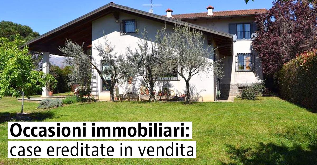 Case ereditate in vendita idealista news for Occasioni case in vendita milano