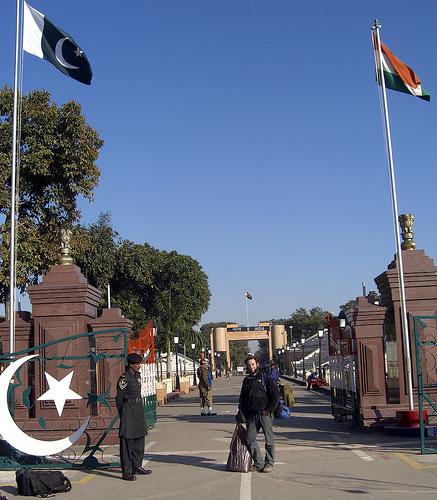 Frontiera India-Pakistan