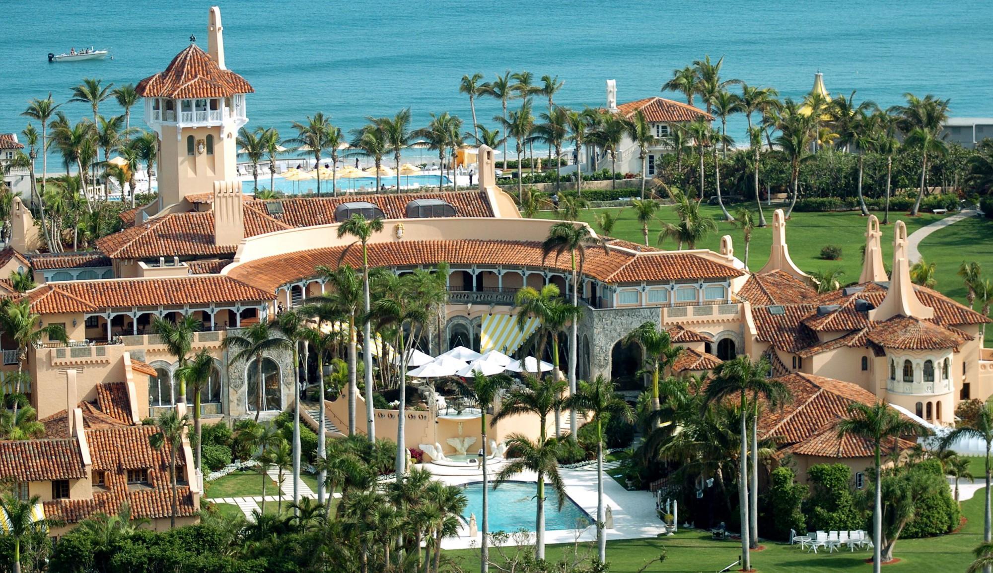 Villa Mar-A- Lago (Palm Beach) - Valore 200 milioni di euro