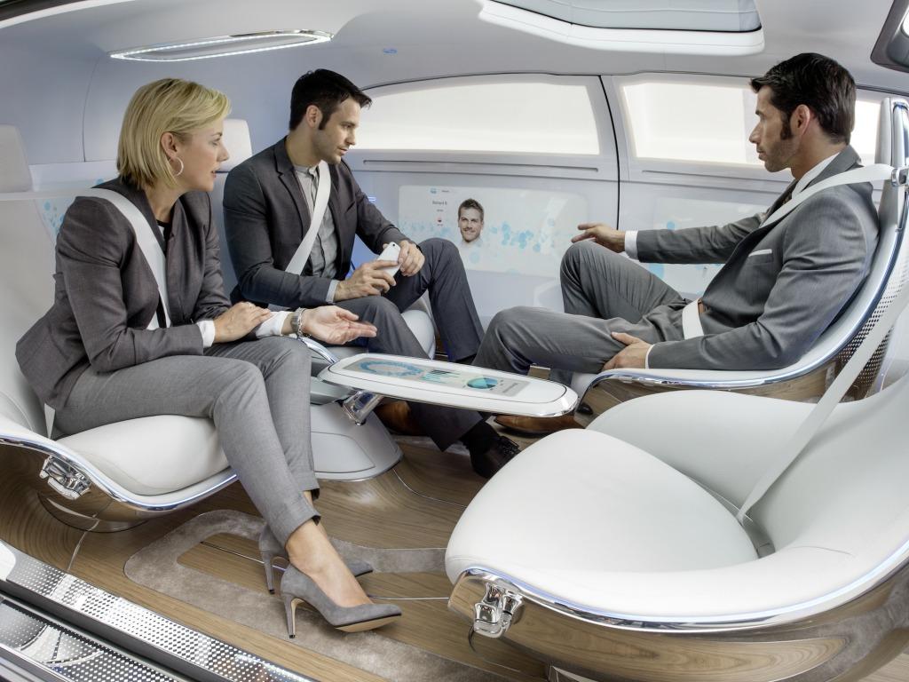 ...un momento in cui condividere piacevolmente il tempo con gli altri passeggeri