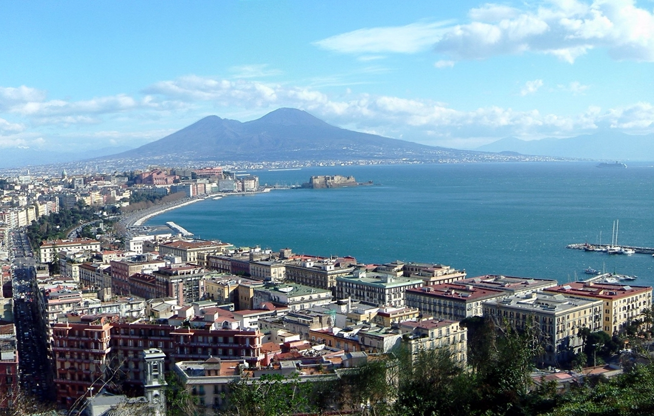 Panorama di Napoli / Wikipedia / Wikimedia commons
