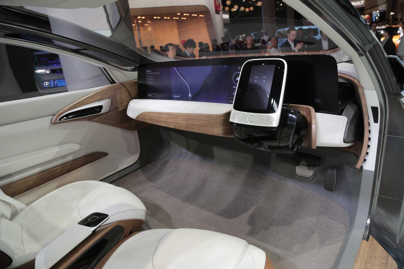 le auto senza conducente saranno progettate come il salotto di casa idealista news. Black Bedroom Furniture Sets. Home Design Ideas