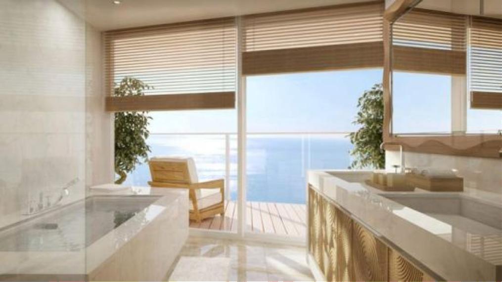 """Anche se si vendesse a 335 mln di dollari lo """"Sky Penthouse"""" diventerebbe l'appartamento più lussuoso e caro del pianeta"""