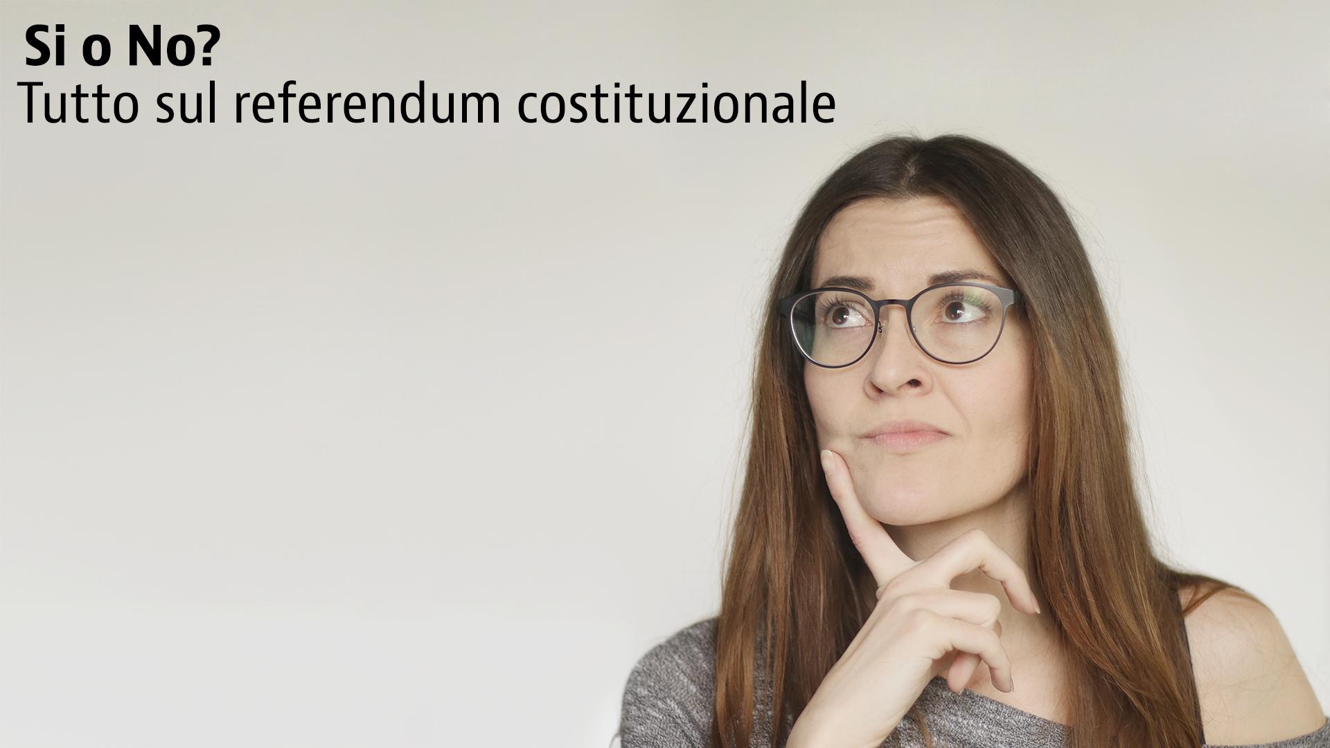 Quando e come si vota, il quesito referendario