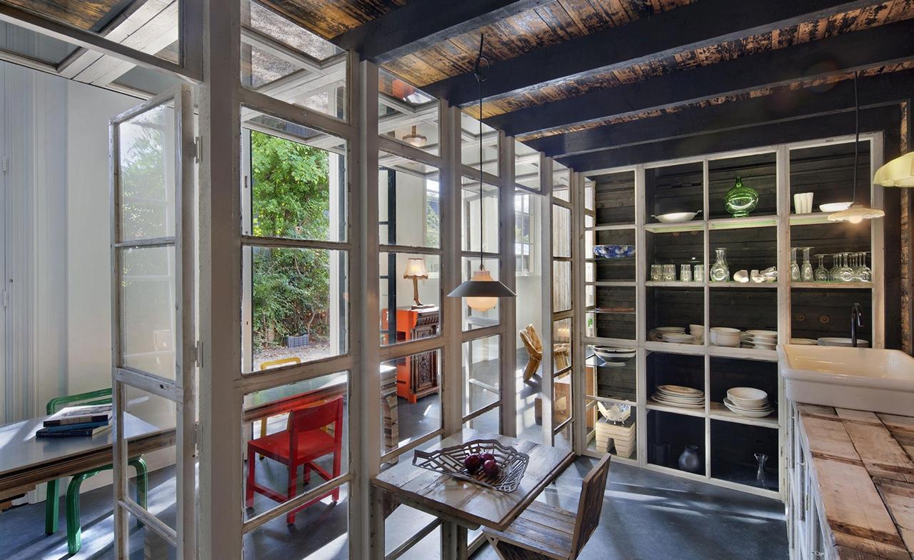 Per l'architetto utilizzare materiali di scarto rappresenta una grande opportunità