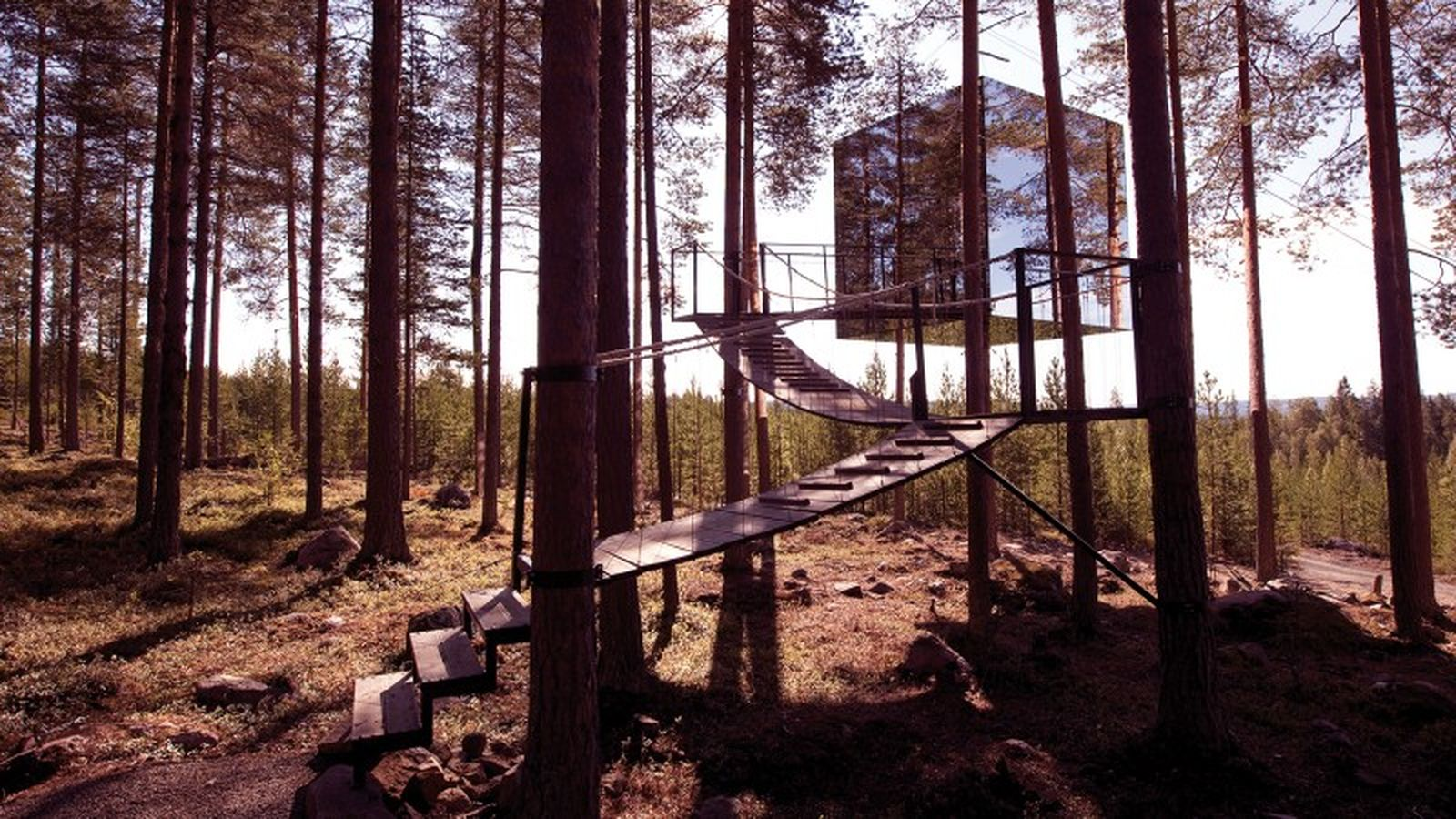 The Mirror Cube (Svezia)