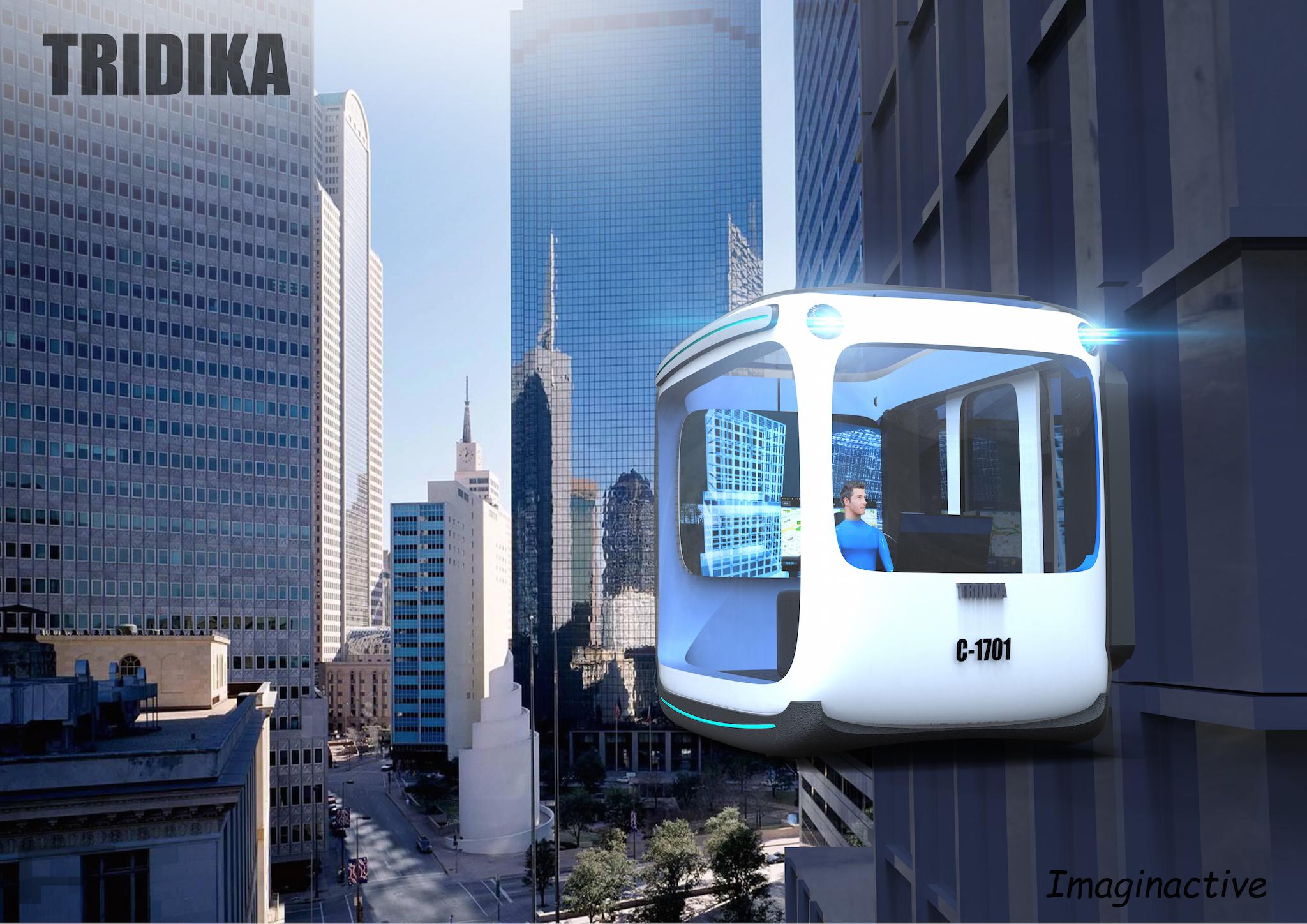Le auto del futuro potranno diventare anche parte integrante della casa
