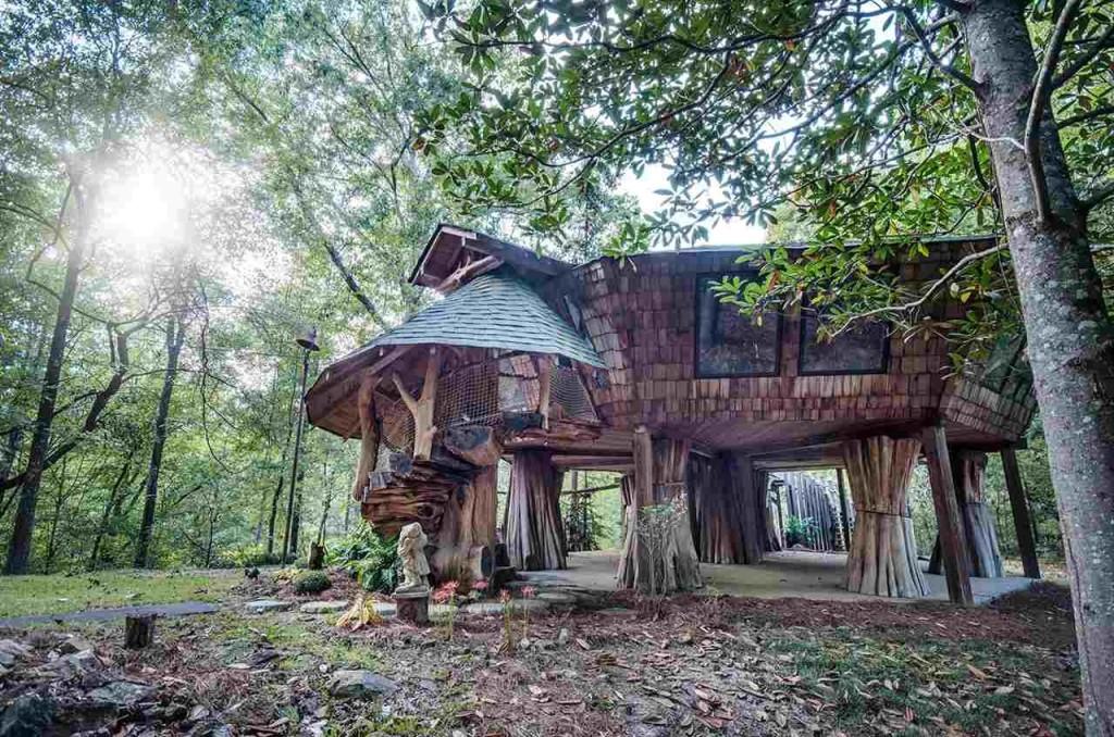 Una casa con mistero in Mississippi (Stati Uniti)