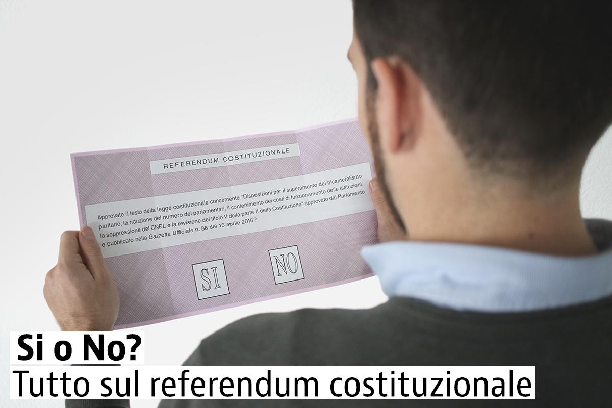Referendum, istruzioni per l'uso: come, quando, cosa si vota