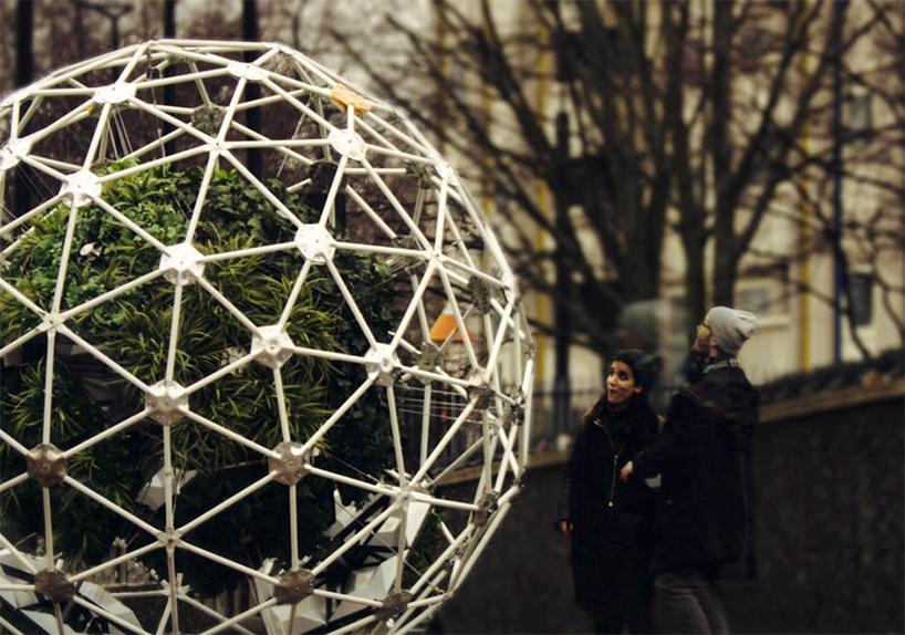 Il progetto dell'Interactive Architecture Lab dell'University College di Londra
