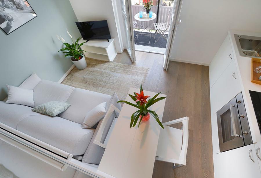 Come ottimizzare al massimo gli spazi di un piccolo for Arredare appartamento