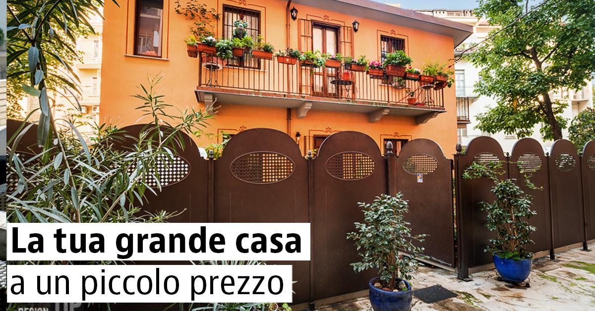 Le ville pi economiche d italia immobiliare bari for Grandi case economiche