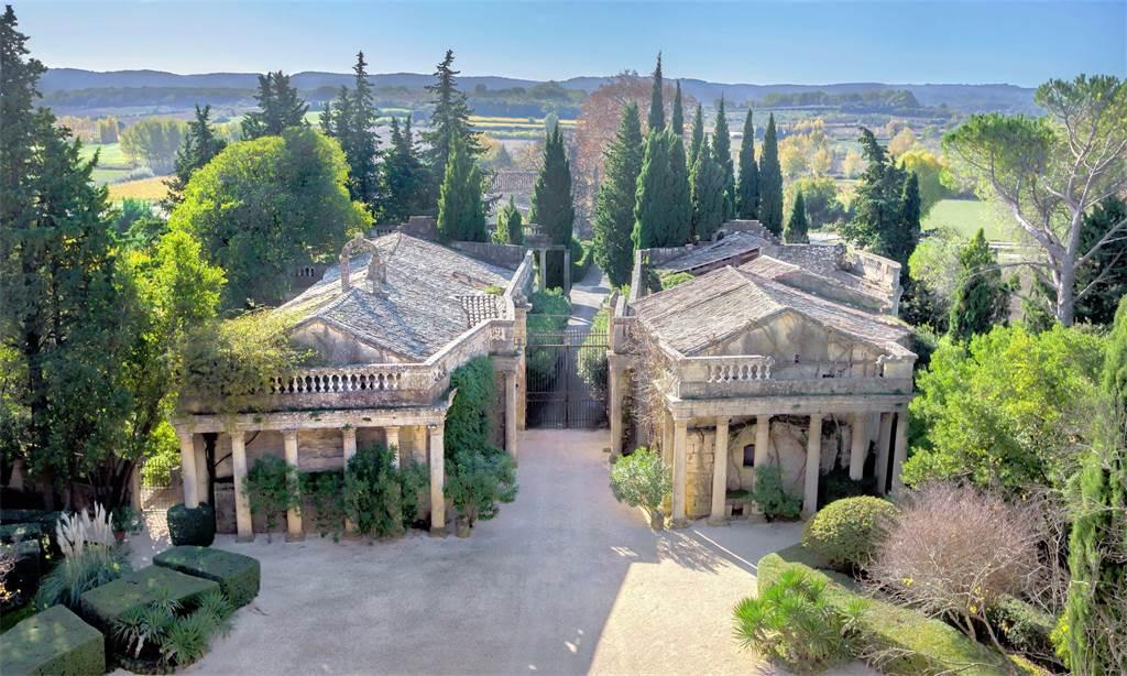 L'immobile si trova nel sud della Francia