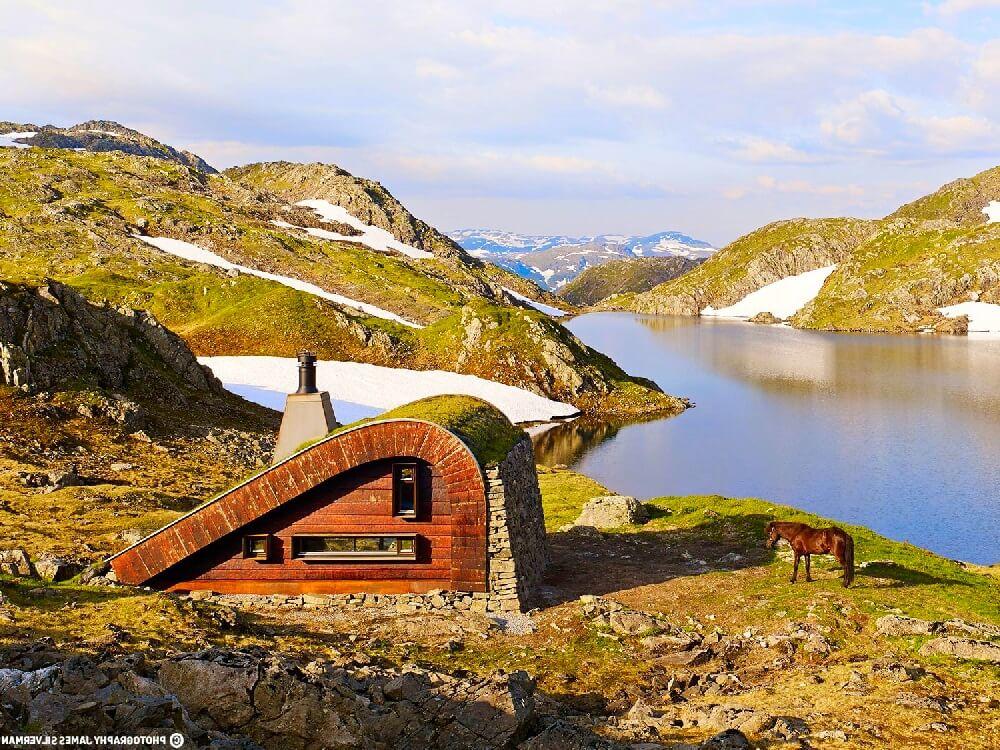 Akrafjorden Fjord, Norway (Snøhetta Architects)