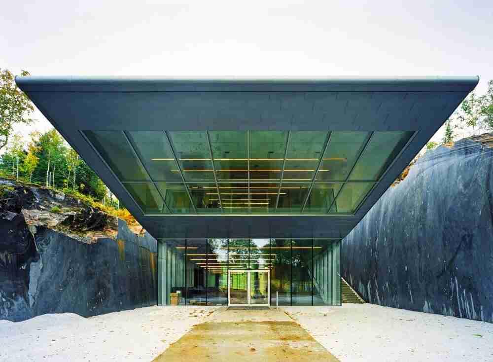 Petter Dass Museum, Alstahaug, Norway (Snøhetta Architects)