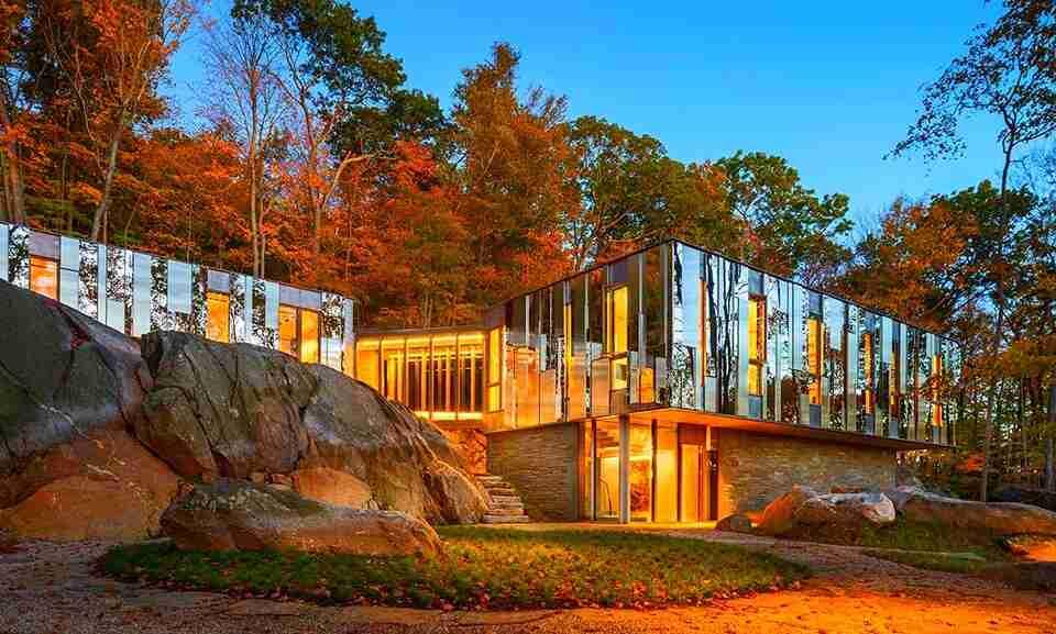 Pound Ridge House, New York (Kieran Timberlake)