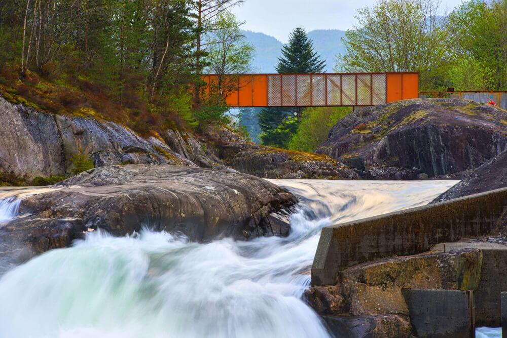 Puente Høse, Suldal, Norvegia (Rintala Eggertsson Architects)