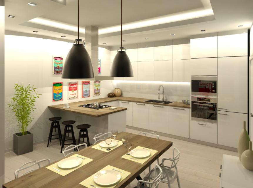 Arredamento Stile Pop Art : Come progettare una casa dallandamento curvilineo u2014 idealista news